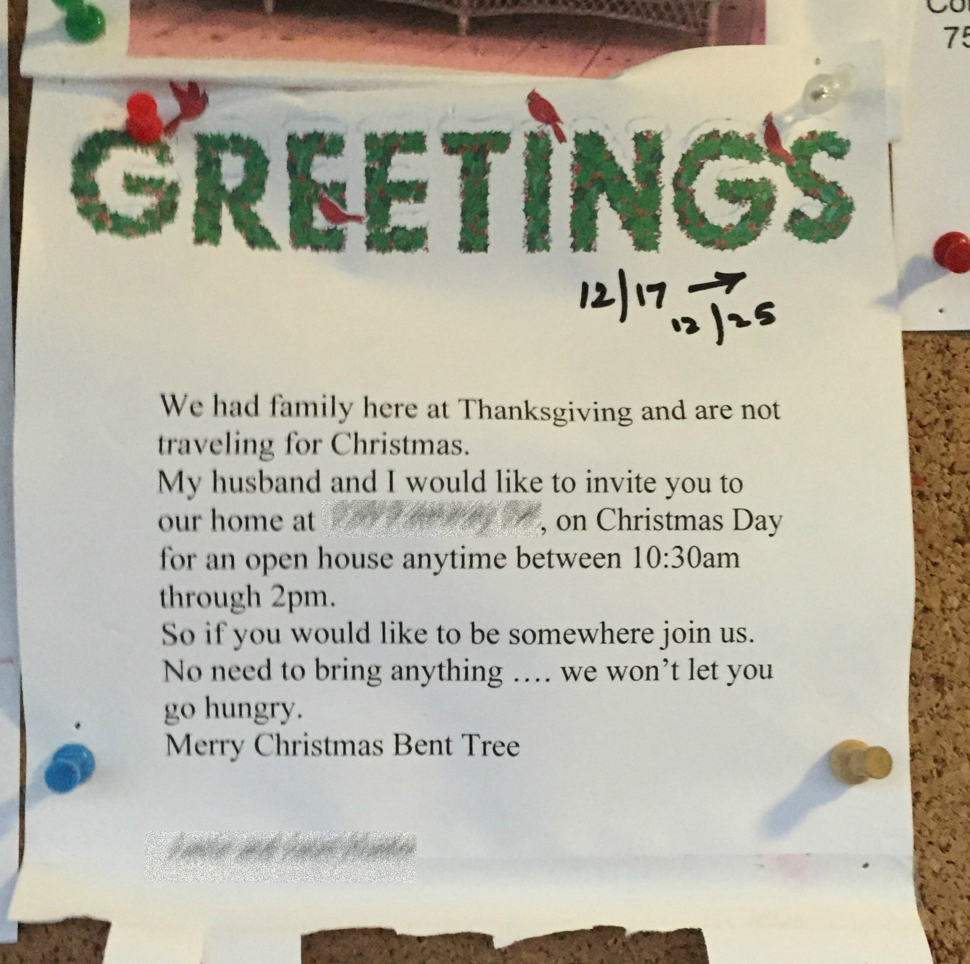 The Christmas Spirit Seems Alive and Well in Bent Tree | A Bent Tree ...