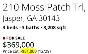 210 moss patch decrease