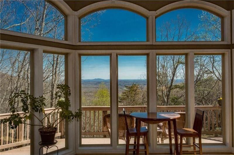 Views from 550 Little Hendricks Mountain Road in Bent Tree (listing photo)