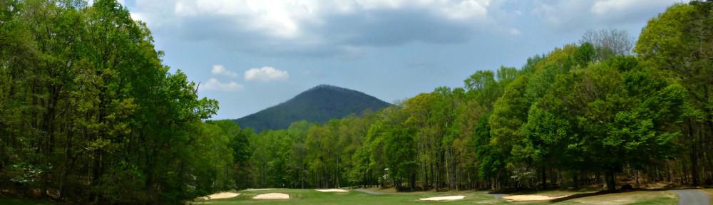 April 14, 2017 - Hole 15, Bent Tree Golf Club