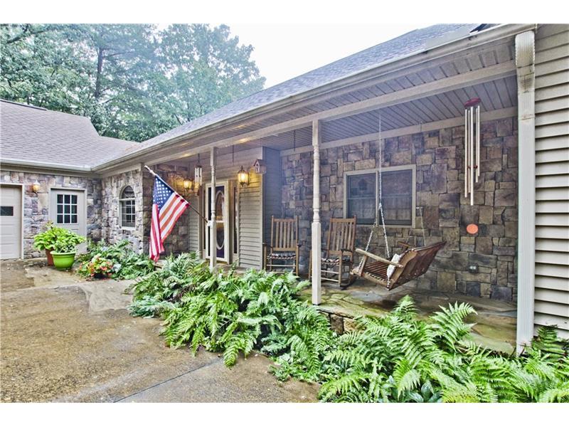 1484 Denny Ridge Road in Bent Tree (listing photo)