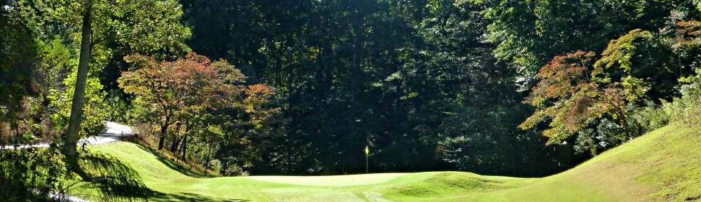 October 20, 2017 - Hole 4, Bent Tree Golf Club