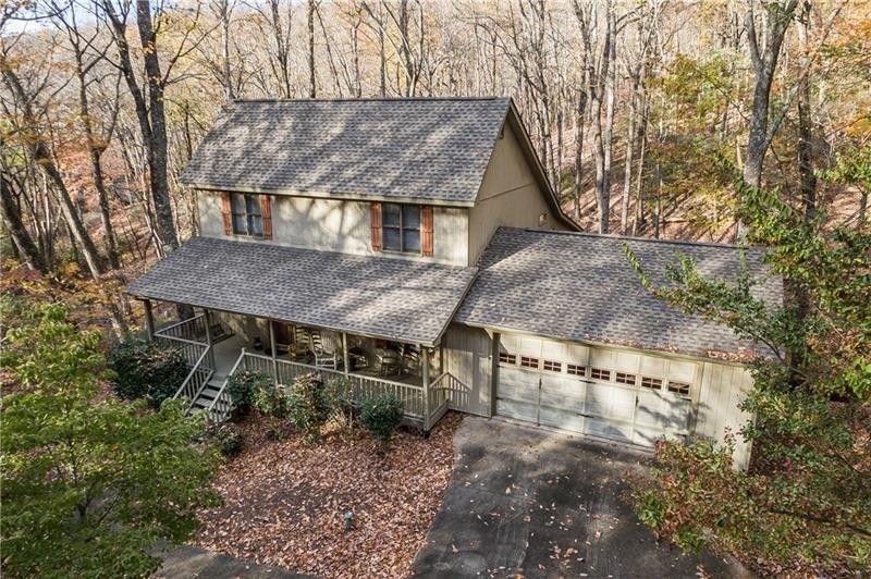 833 Denny Ridge in Bent Tree (listing photo)