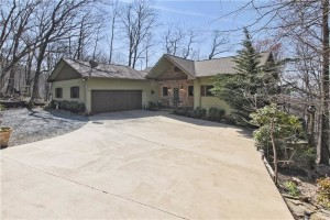 844 Oglethorpe Mountain Rd in Bent Tree (agent's listing photo)