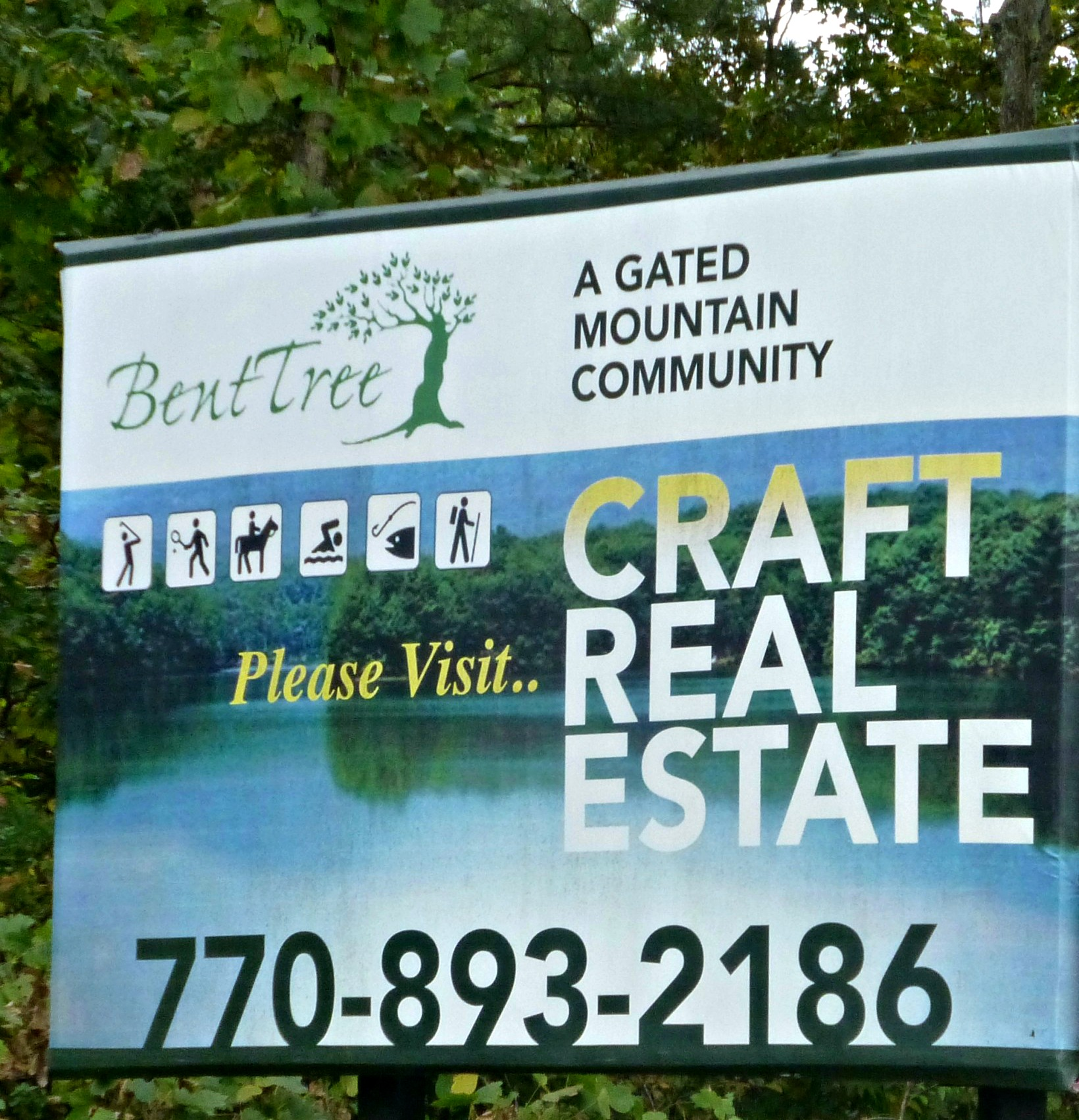 October 7, 2017 - Craft Real Estate billboard