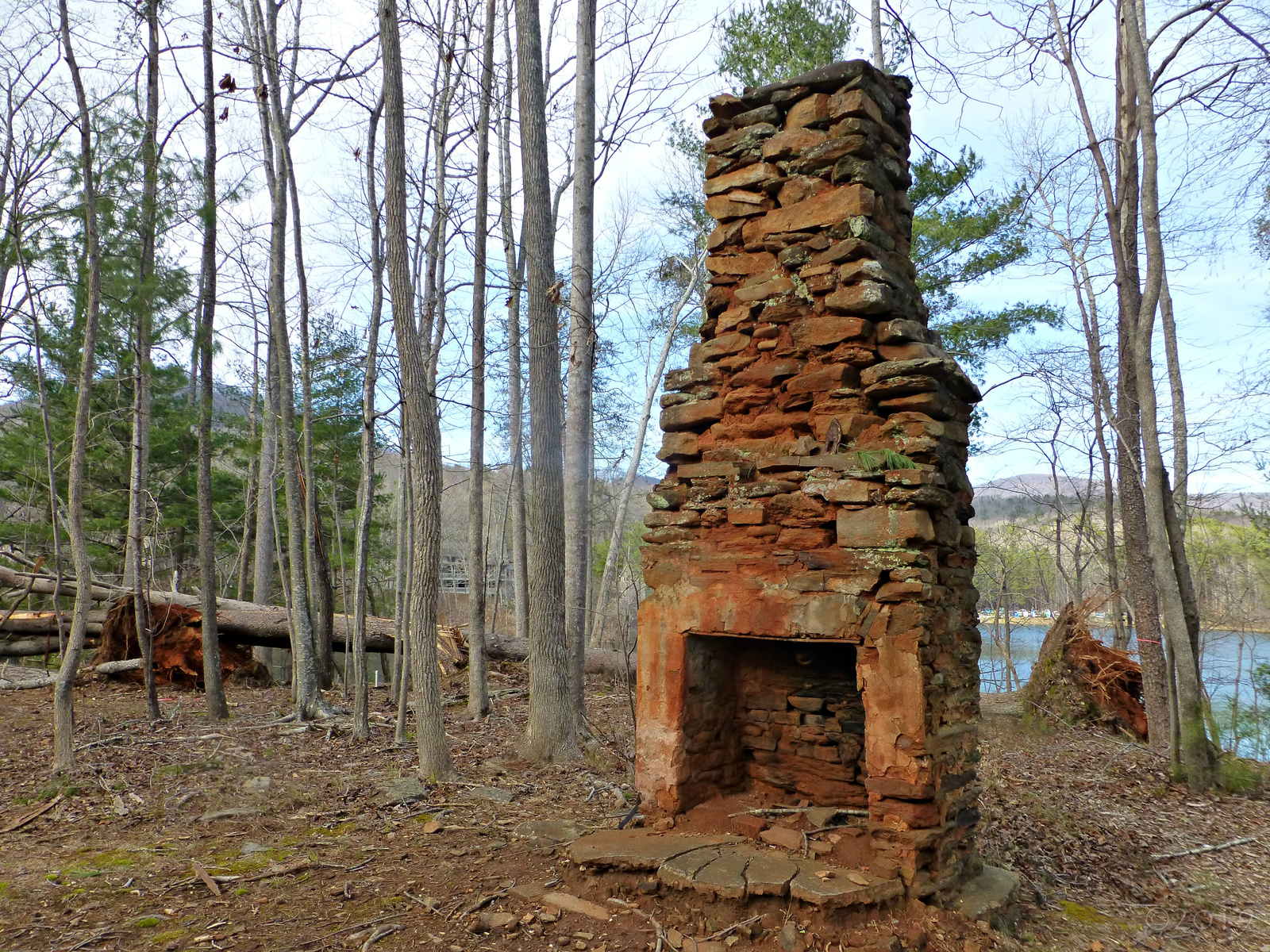 December 26, 2018 - Sallie Doss chimney
