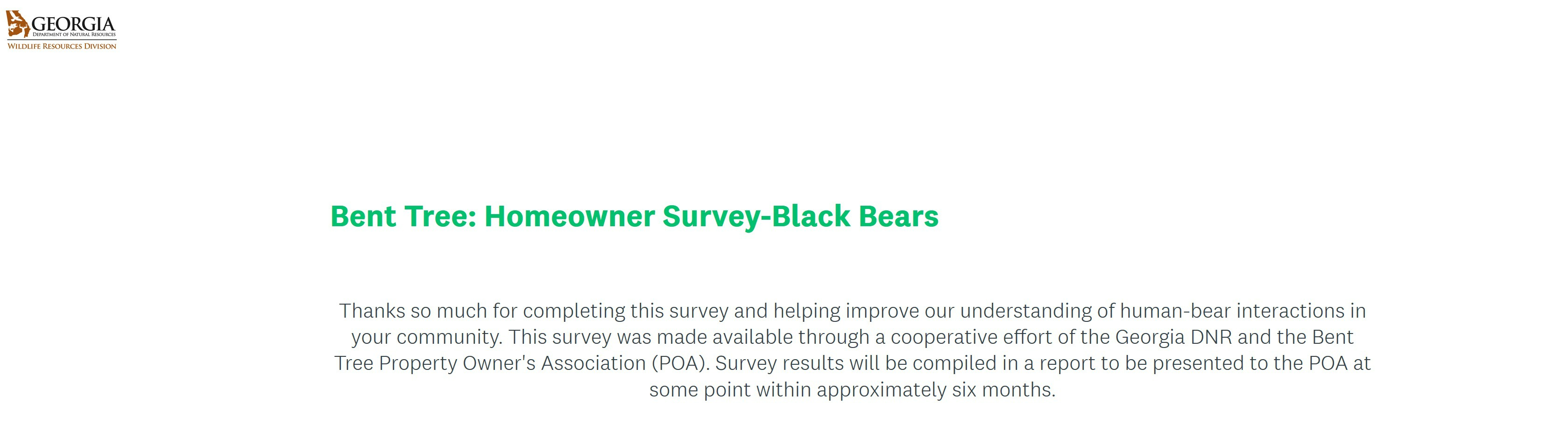 2019 0621 ga dnr bear survey thank you