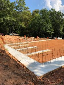 September 11, 2019 - BTCI Waste Management center under construction