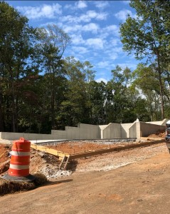 October 8, 2019 - Waste Management project continues