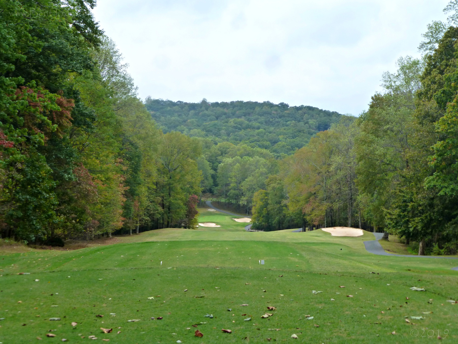 October 21, 2019 - Hole 14, Bent Tree Golf Club