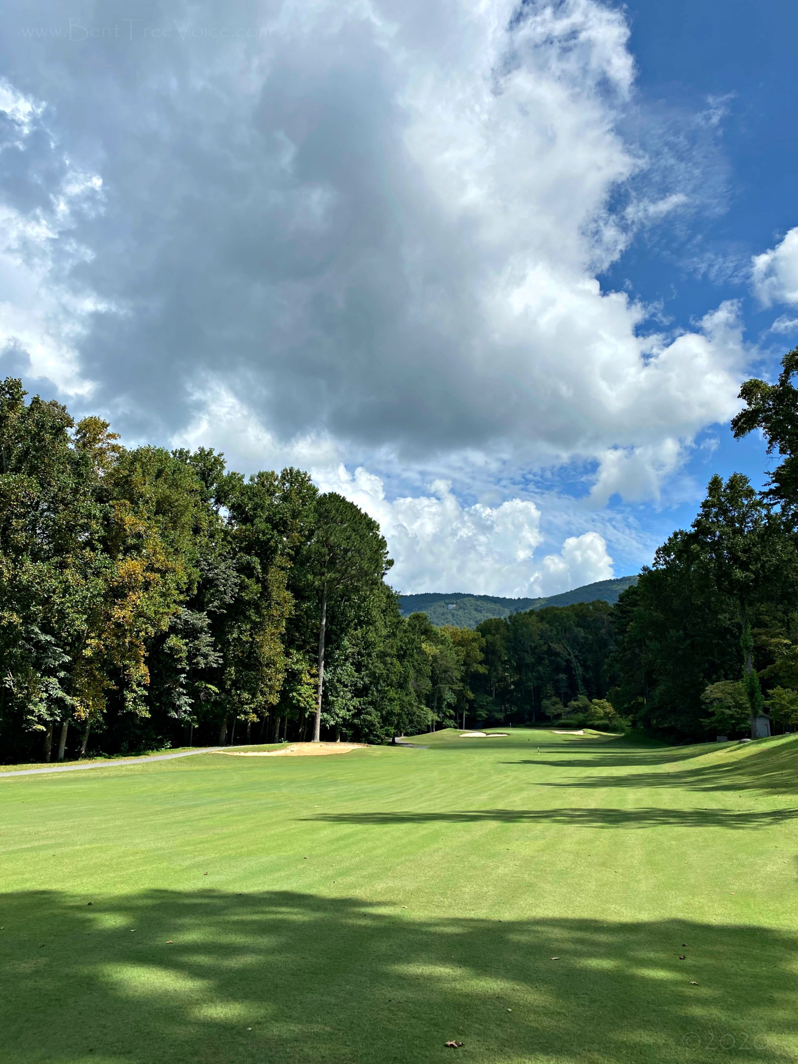 September 14, 2020 - Hole 10, Bent Tree Golf Course
