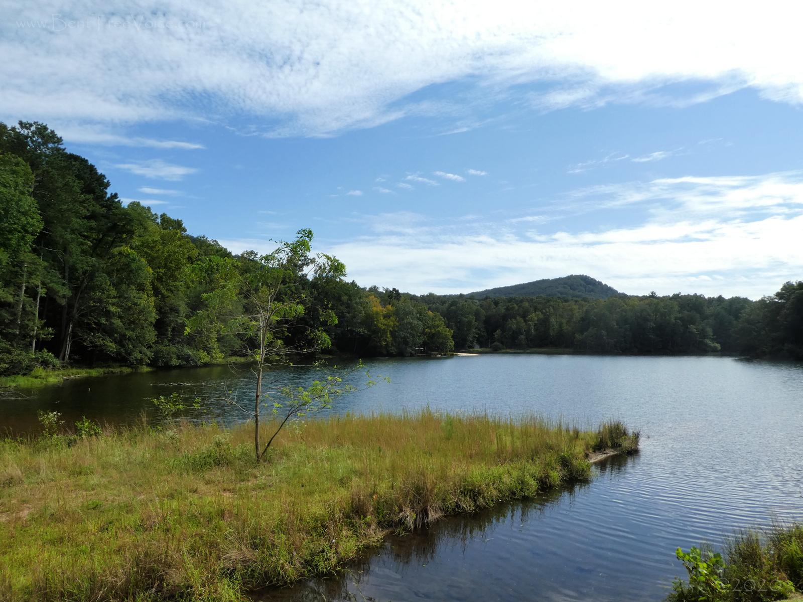 September 22, 2020 - Lake Tamarack in Bent Tree