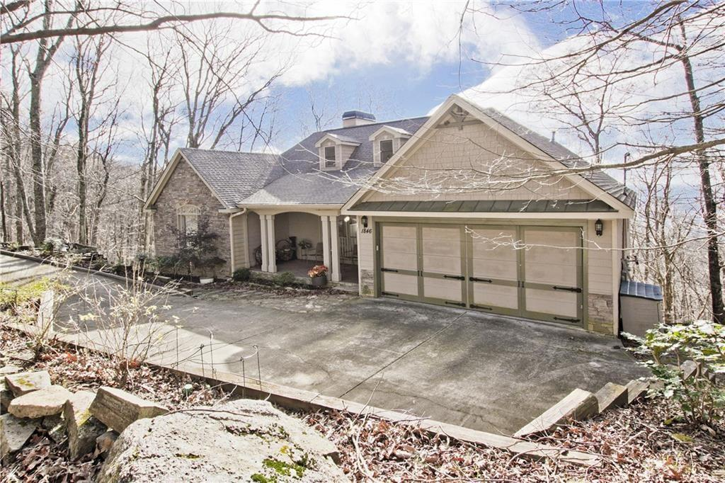 695 Echo Ridge in Bent Tree (listing photo)